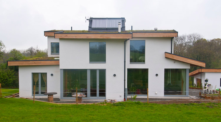 Qehomes sustainable eco architect building solutions in ireland - Passive houses in germany energy and financial efficiency ...